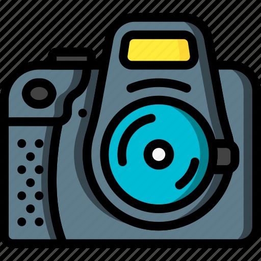 camera, devices, dslr, ultra icon