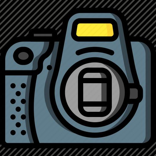 camera, cap, devices, dslr, lens, ultra icon