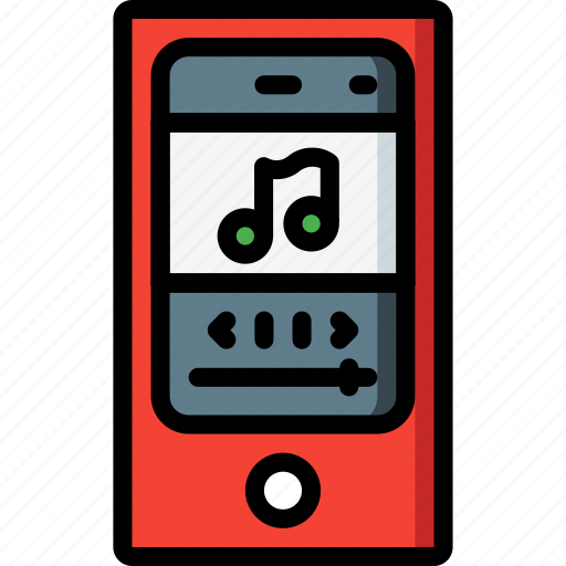 devices, ipod, mp3, player, ultra icon
