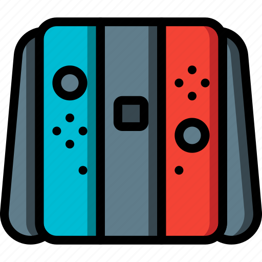 controller, devices, game, nintendo, switch, ultra icon