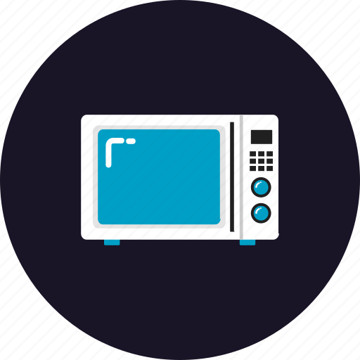 cook, electrical, equipment, facilities, home, machine, microwave icon