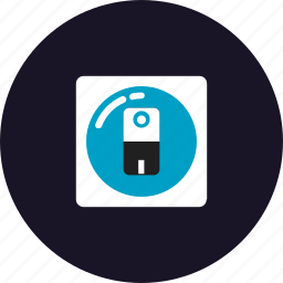 circuit, electrical, equipment, facilities, home, machine, switch icon