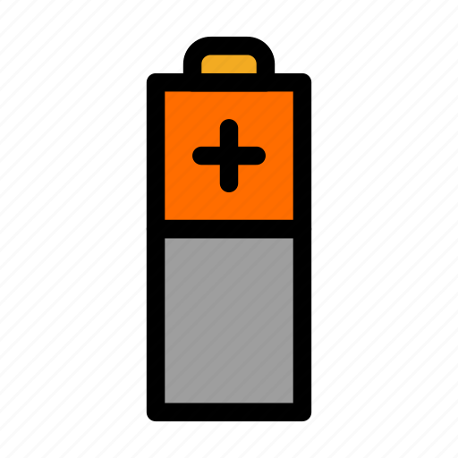 battery, cell, consumable icon