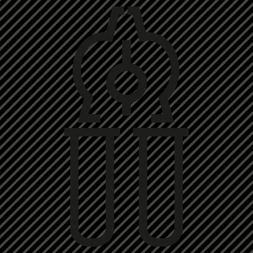plier, tool icon