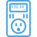 device, display, electric, electrical, electricity, monitor, usage icon