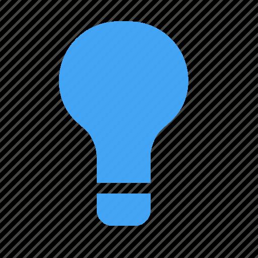 creative, electric, electricity, idea, lamp, light icon