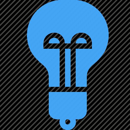 bulb, creative, electric, electricity, idea, lamp, light icon