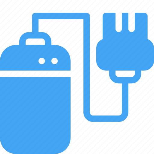 bank, battery, charge, energy, mobile, powerbank icon
