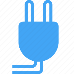 electric, electrical, electricity, energy, plug, power icon