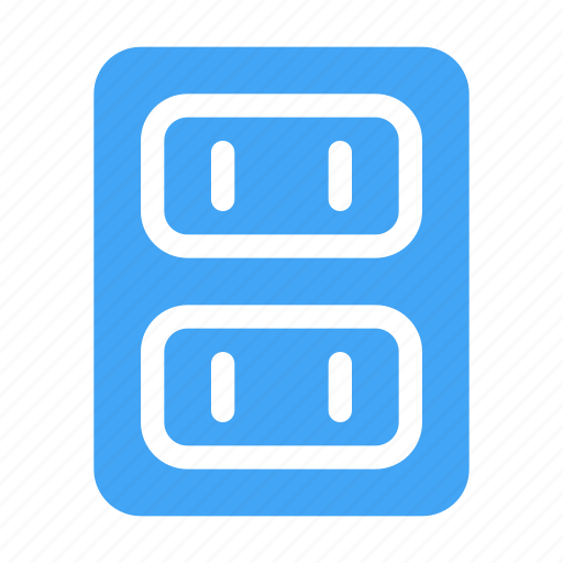 bulb, electric, electricity, energy, environment, outlet, power icon