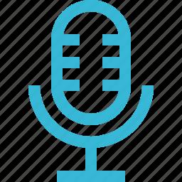 audio, microphone, music, sound, speaker, volume icon