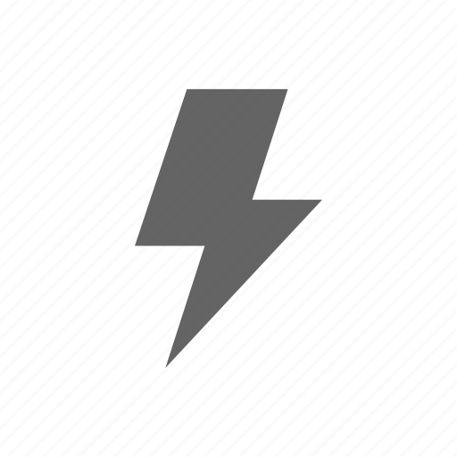 Bolt, charge, electrical, electricity, change, lightning, power icon - Download on Iconfinder