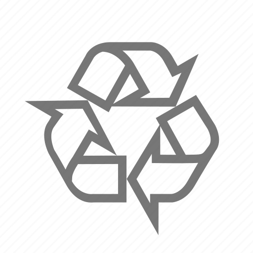 eco, ecology, green, recycle, recycling, sorting, waste icon