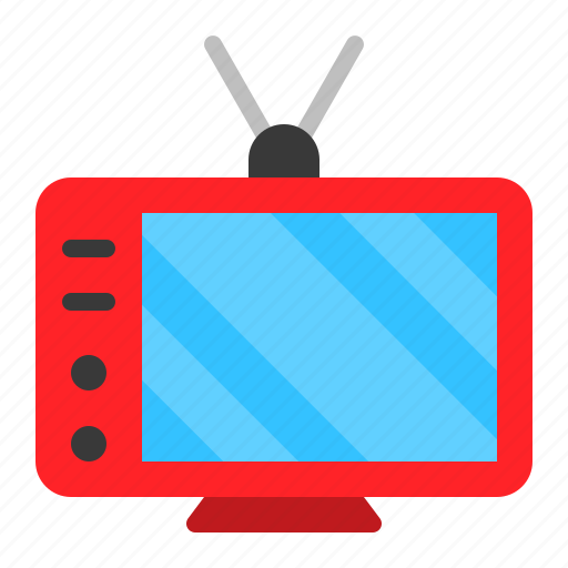 Device, display, monitor, technology, television, tv icon - Download on Iconfinder