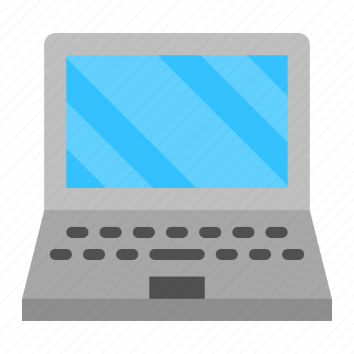 Computer, device, laptop, notebook, technology icon - Download on Iconfinder