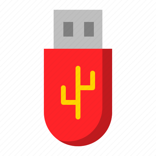 Device, flash drive, flash stick, gig stick, technology, thumb drive, usb icon - Download on Iconfinder