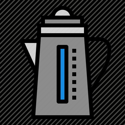 boiler, coffee icon