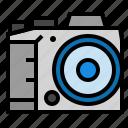 camera, digital