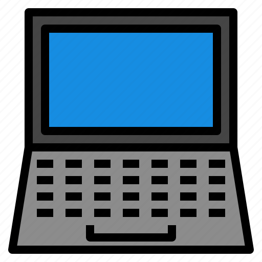 labtop, notebook icon