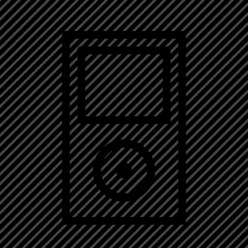 Apple, device, fun, ipod, music, nano, sound icon - Download on Iconfinder