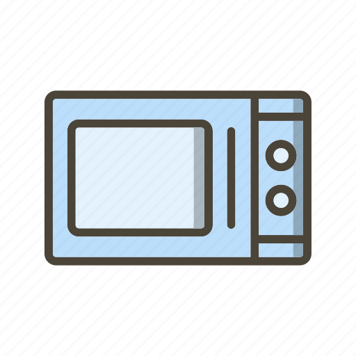 Microwave, oven icon - Download on Iconfinder on Iconfinder