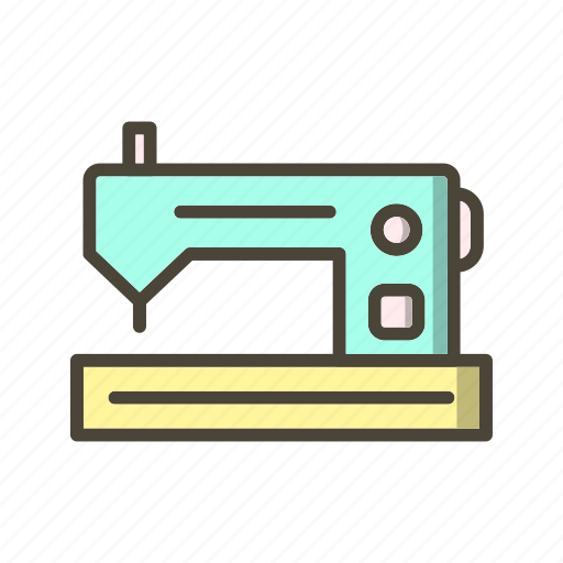 Sewing machine, tailoring, knit icon - Download on Iconfinder