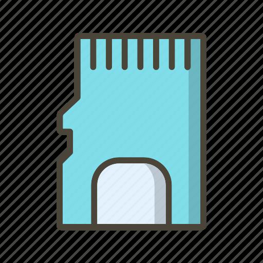 memory card, sd card icon