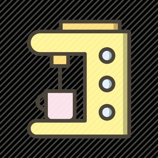 coffee maker, espresso icon