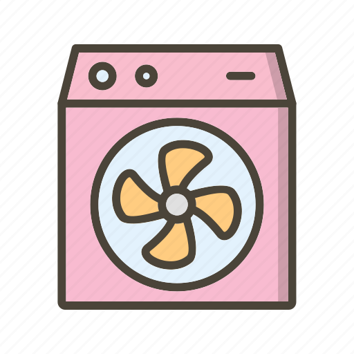 air cooler, electronic device, room cooler icon