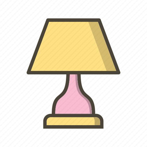Lamp, table lamp icon - Download on Iconfinder on Iconfinder