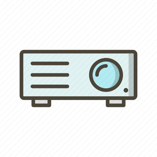 Presentation, projection, projector icon - Download on Iconfinder