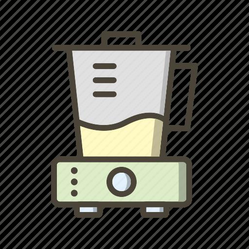 Blender, juicer, juice mixer icon - Download on Iconfinder
