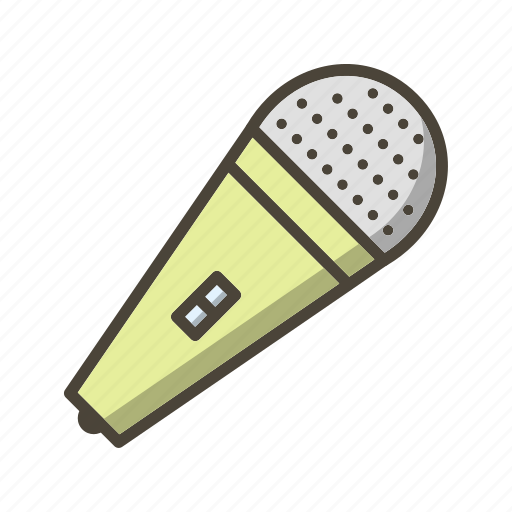 Mic, microphone, media phone icon - Download on Iconfinder