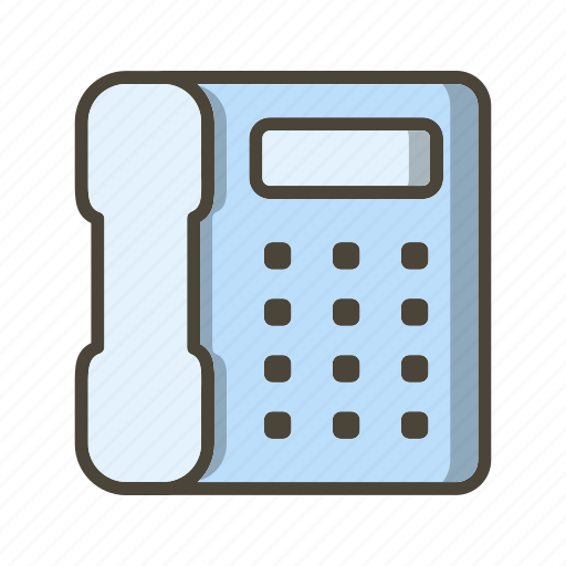 Telephone, contact, phone icon - Download on Iconfinder