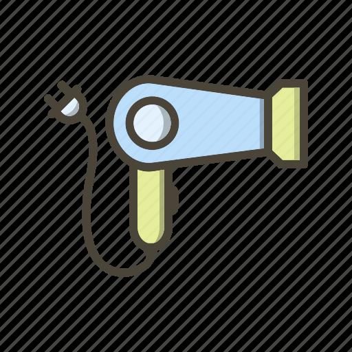Blower, hair dryer icon - Download on Iconfinder
