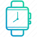 device, electronic, gadget, iwatch, smartwatch, technology, time, watch icon