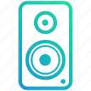beat, device, electronic, gadget, jbl, music, sound, speaker icon