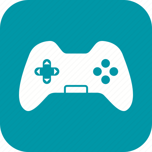 control pad, controller, game pad icon