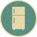 appliance, food, freezer, fridge, kitchen, refrigerator icon