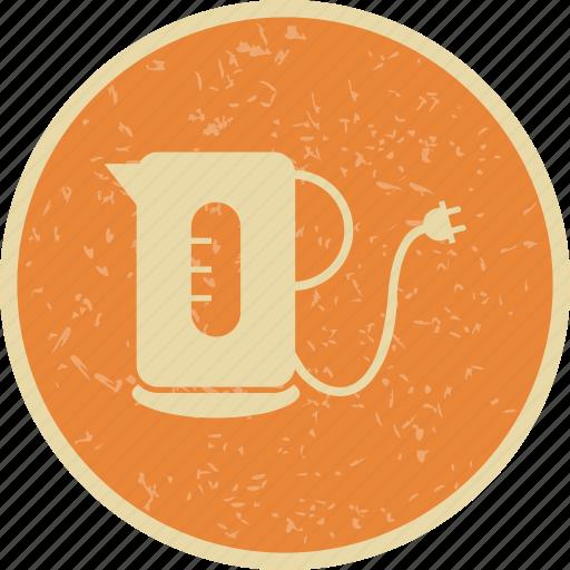kattle, kettle, tea, teapot icon