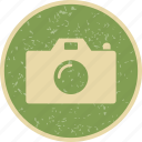 digital camera, multimedia, photography icon