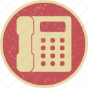 contact, phone, telephone icon