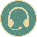 earsphone, handsfree, headphone, headphones icon
