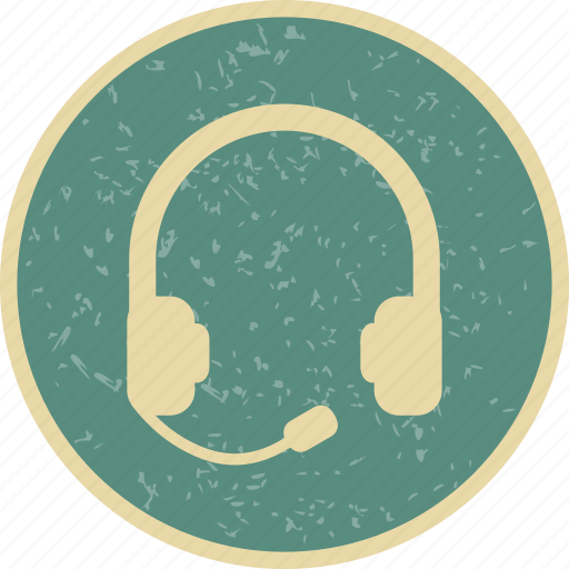 earsphone, handsfree, headphone icon