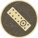 ac remote, remote control, tv remote icon