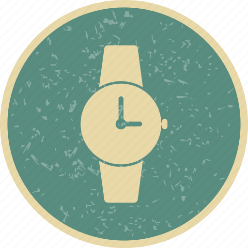 time, watch, wrist watch icon