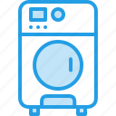 appliances, cloth, cloths, laundry, machine, washer, washing icon