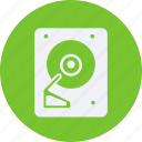 configuration, device, disk, electronic, elements, equipment, hard, multimedia, tecnology icon