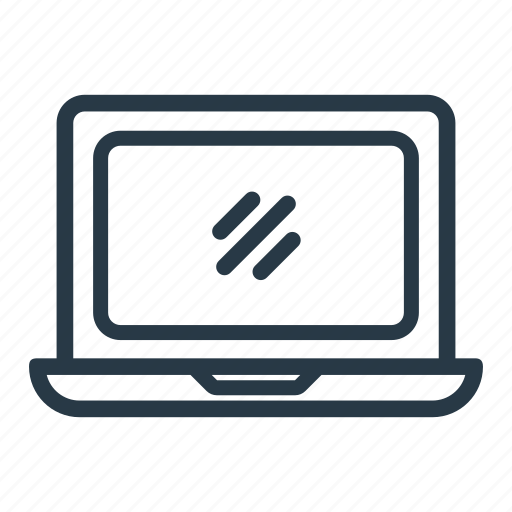 Laptop, computer, technology, monitor icon - Download on Iconfinder