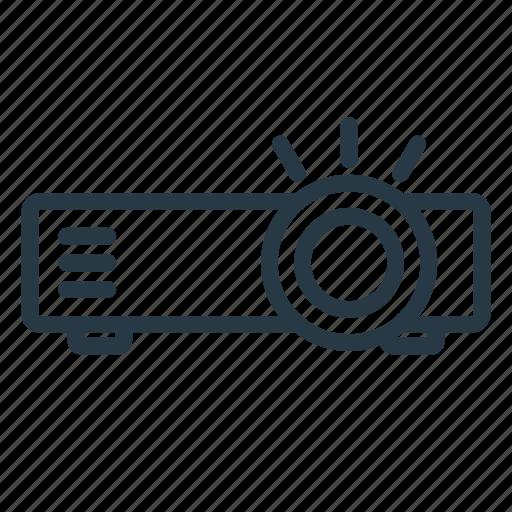 Projector, presentation, device, keynote icon - Download on Iconfinder